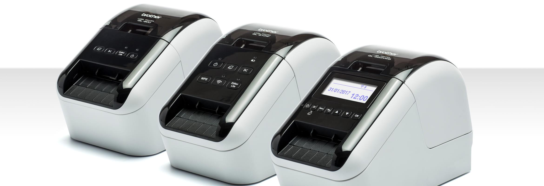QL-800 Etikettitulostinmallisto