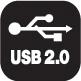 USB 2.0 liitäntä