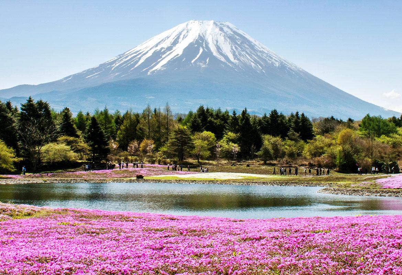 Fuji-vuori, Japani