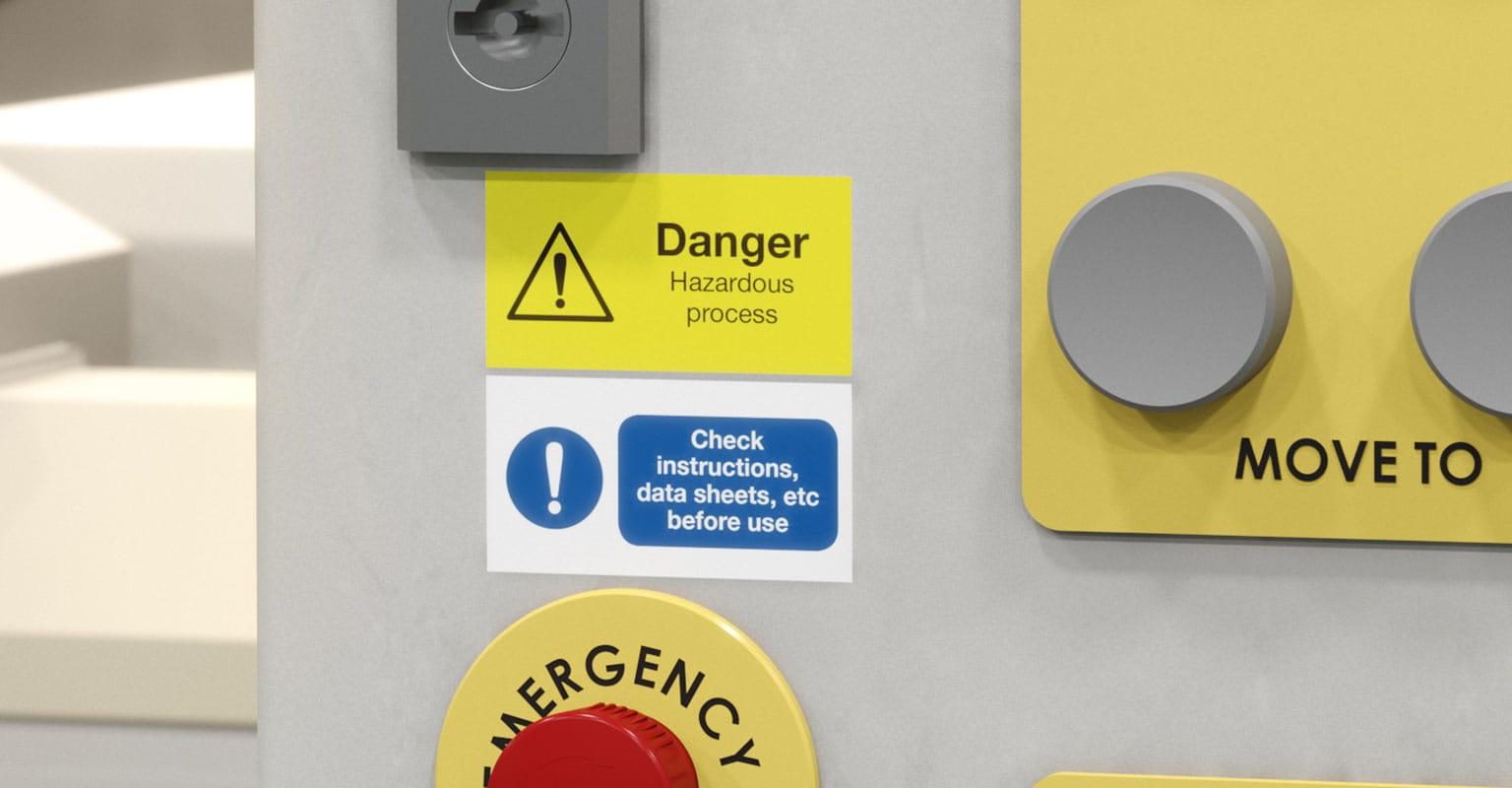 Työturvallisuus paranee Brotherin P-touch-tarramerkinnällä