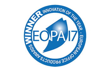 European Office Products Awards 2017 -palkinto