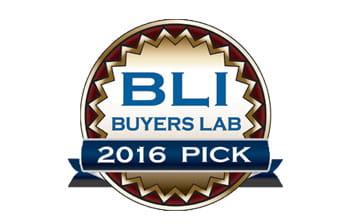 BLI Buyers Lab 2016 Pick -palkinto