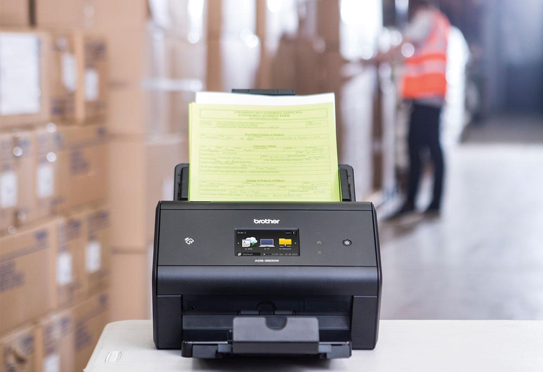 Lähetyslistat ja asiakirjojen arkistointi