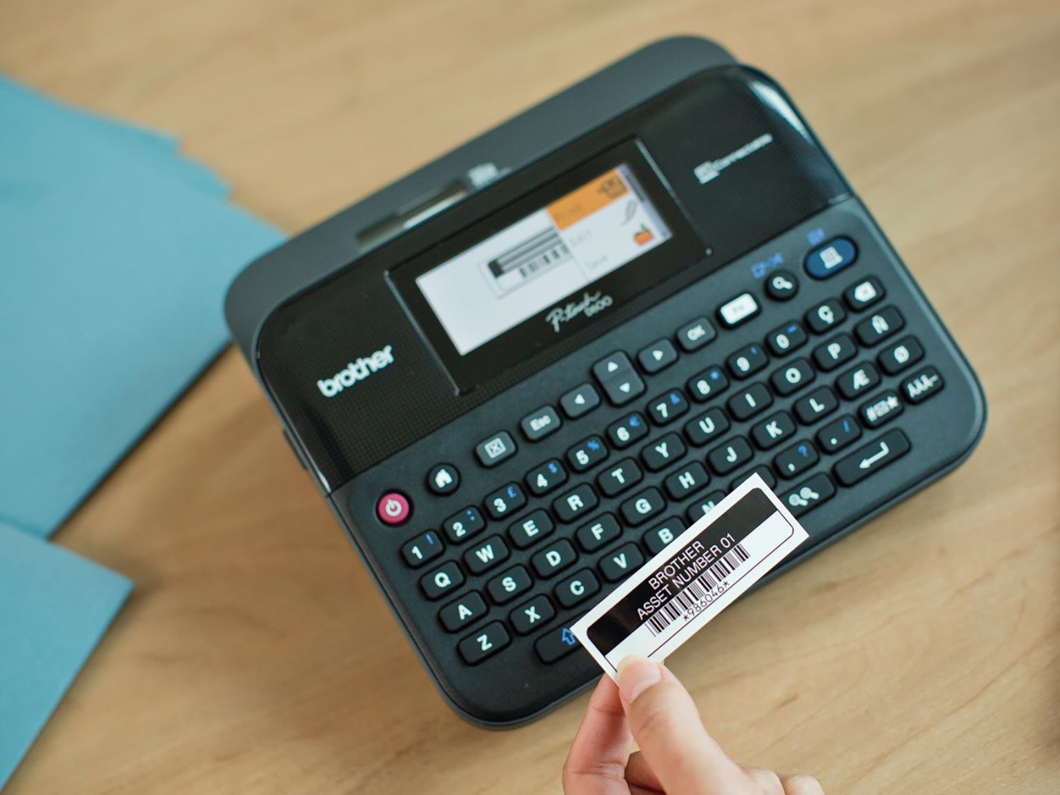 PTD600VP tarratulostin työpöydällesi