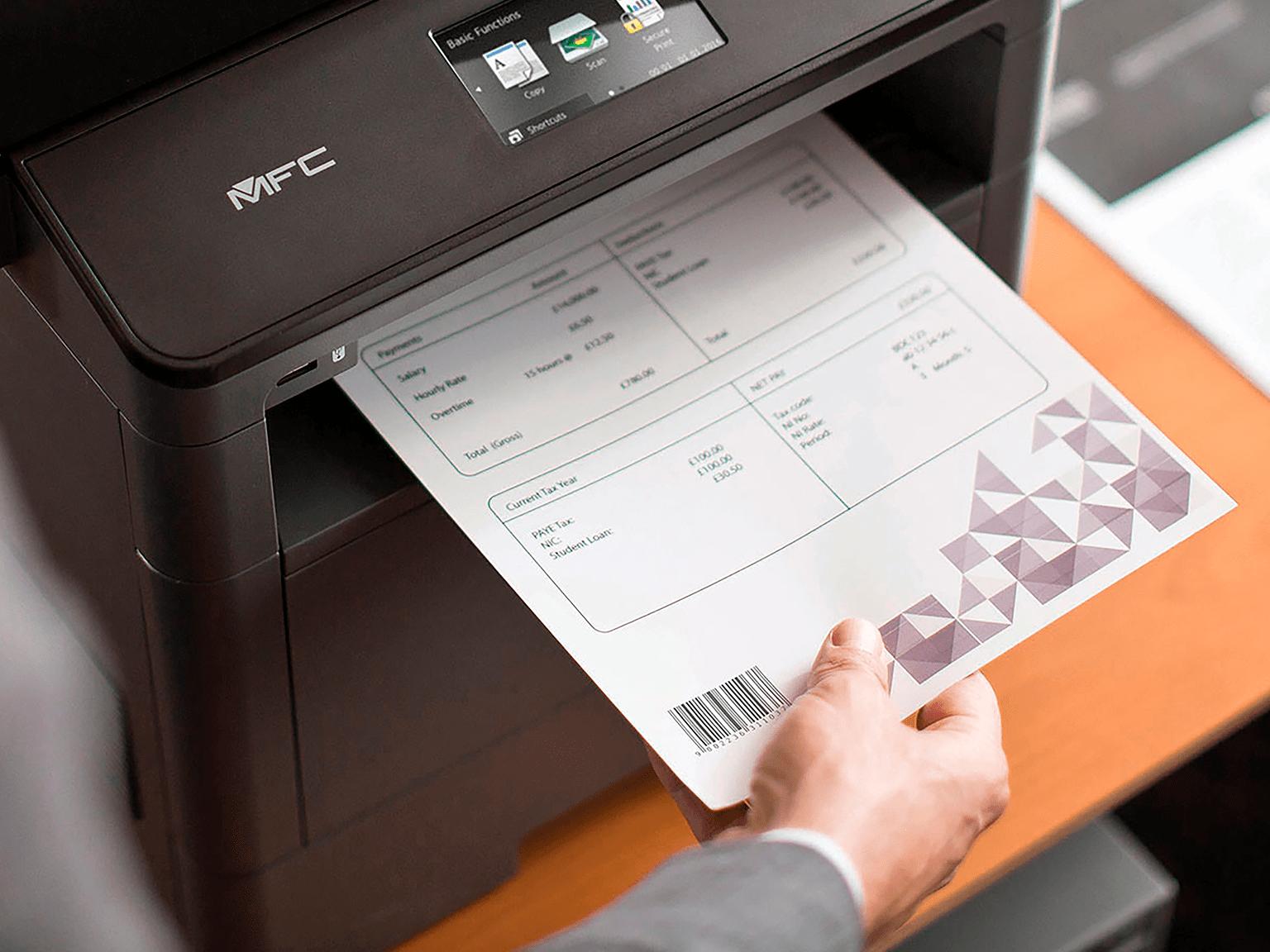 Barcode Print+