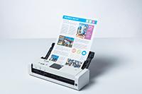 ADS-1700W sisältää automaattisen dokumentinsyöttölaitteen