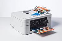 MFC-J497DW tulostaa, kopioi, skannaa ja faksaa