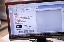 P-touch Editor tarrasuunnitteluohjelma