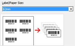Tukee FBA-palvelua (Fulfilled By Amazon) ja tulostaa tarrat PDF crop -toiminnolla