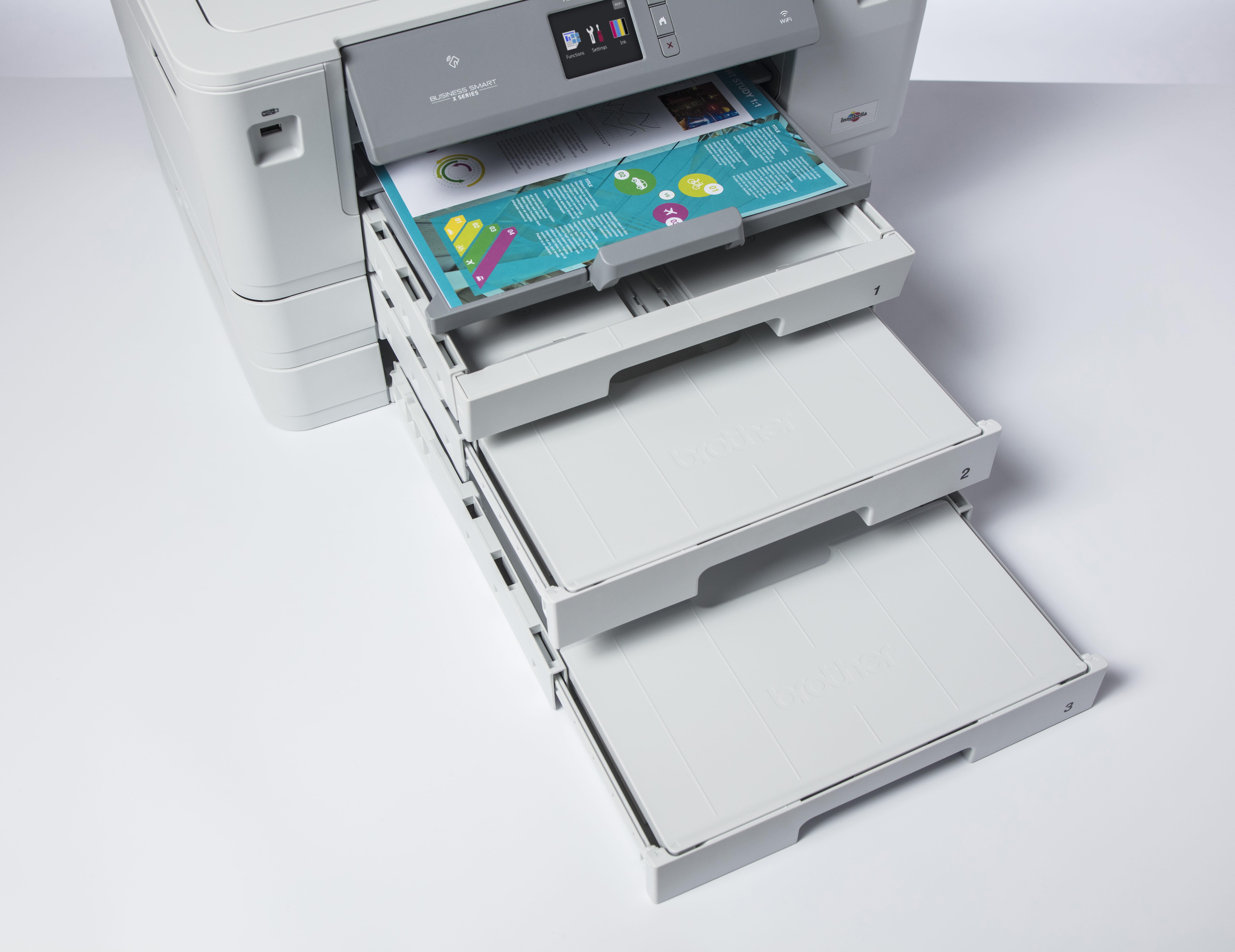 HL-J6400DW-paperikasetit