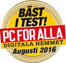 Bäst i test - PC för alla