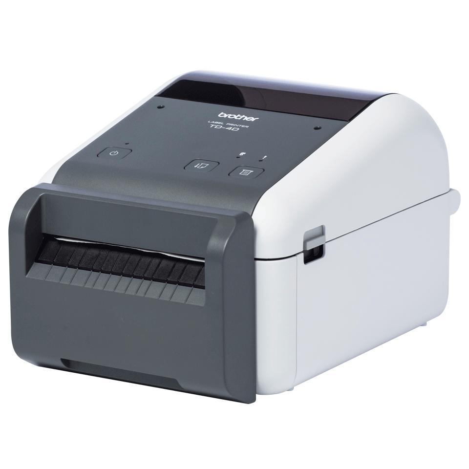 PACU001 - Tarraleikkuri TD-4D-malliston tulostimiin 2