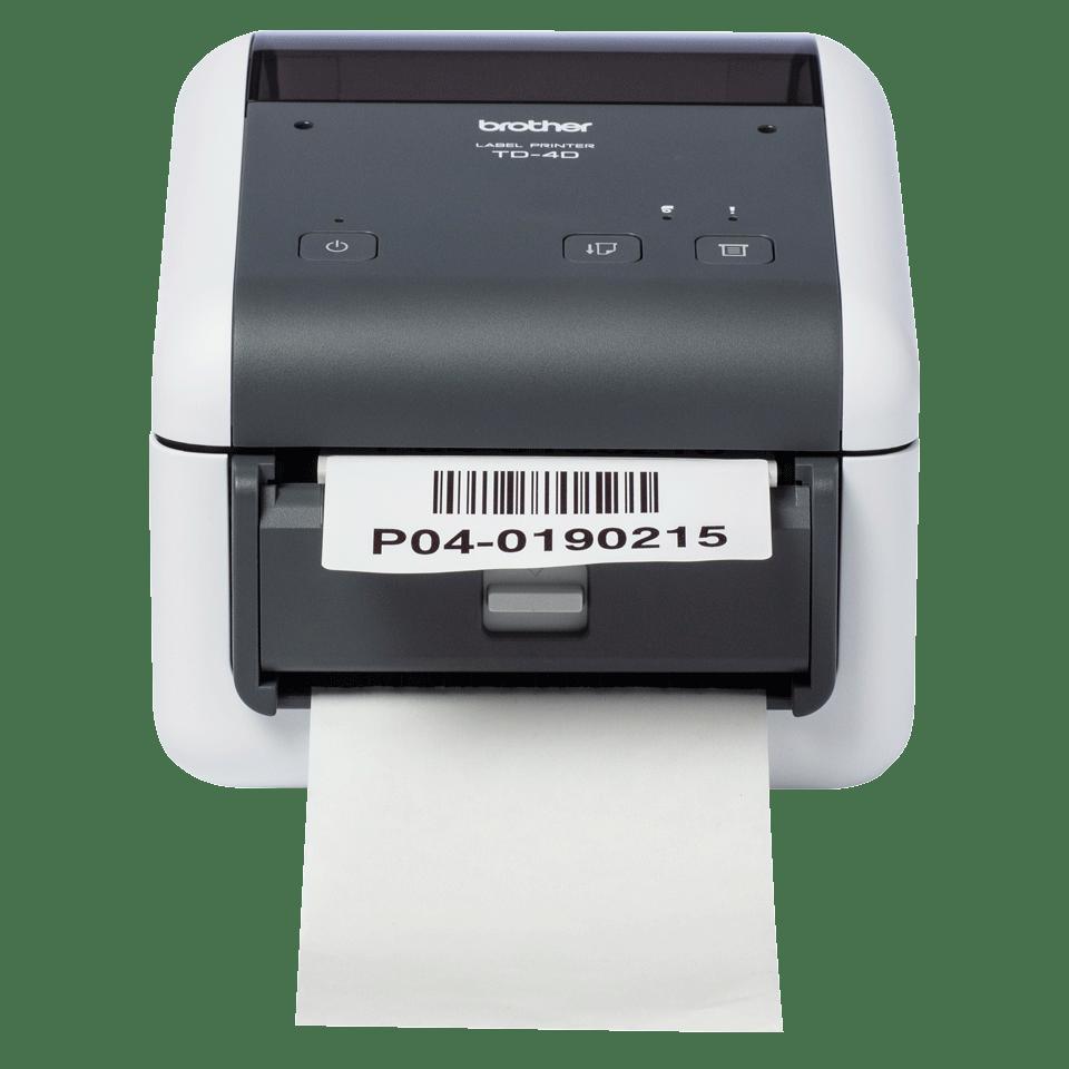 Brother PALP002 tarran taustapaperin irrottaja TD-4D-malliston tulostimille 2