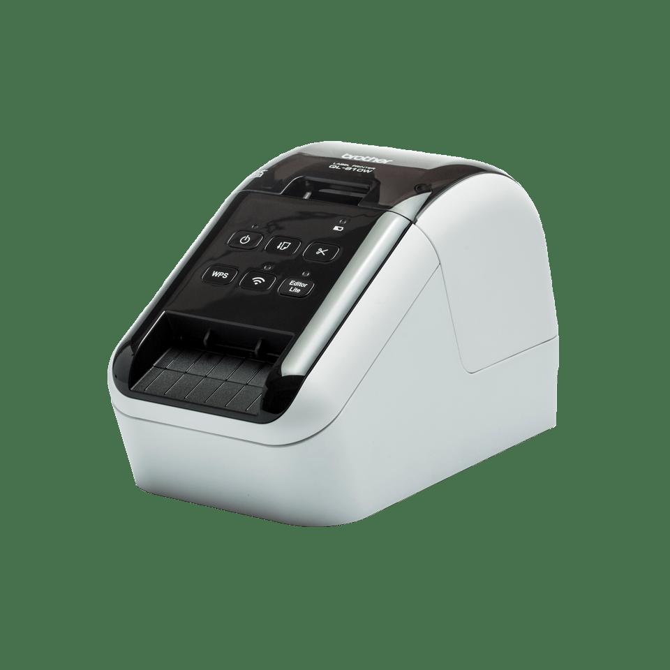 QL-810W - Langaton etikettitulostin 2