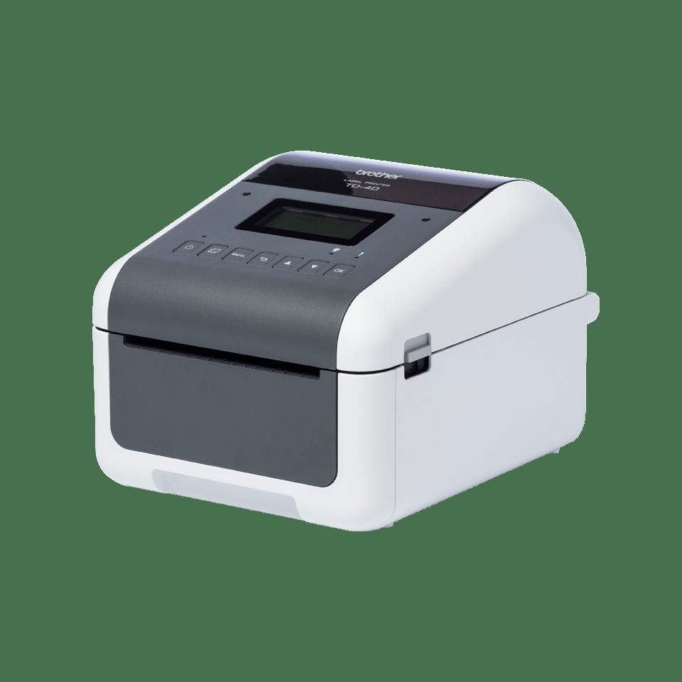 TD-4550DNWB - Langaton etikettitulostin Bluetooth-yhteyksin 2