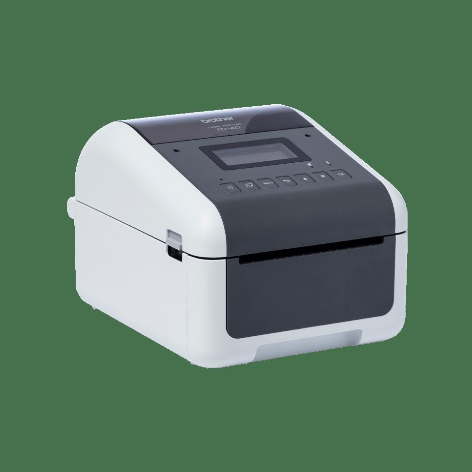 TD-4550DNWB - Langaton etikettitulostin Bluetooth-yhteyksin 3