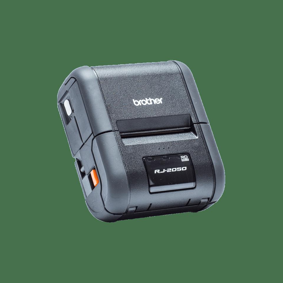 Brother RJ2050-mobiilitulostin kuittitulostukseen 3