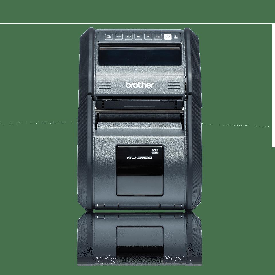 Brother RJ3150-mobiilitulostin kuitti- ja tarratulostukseen