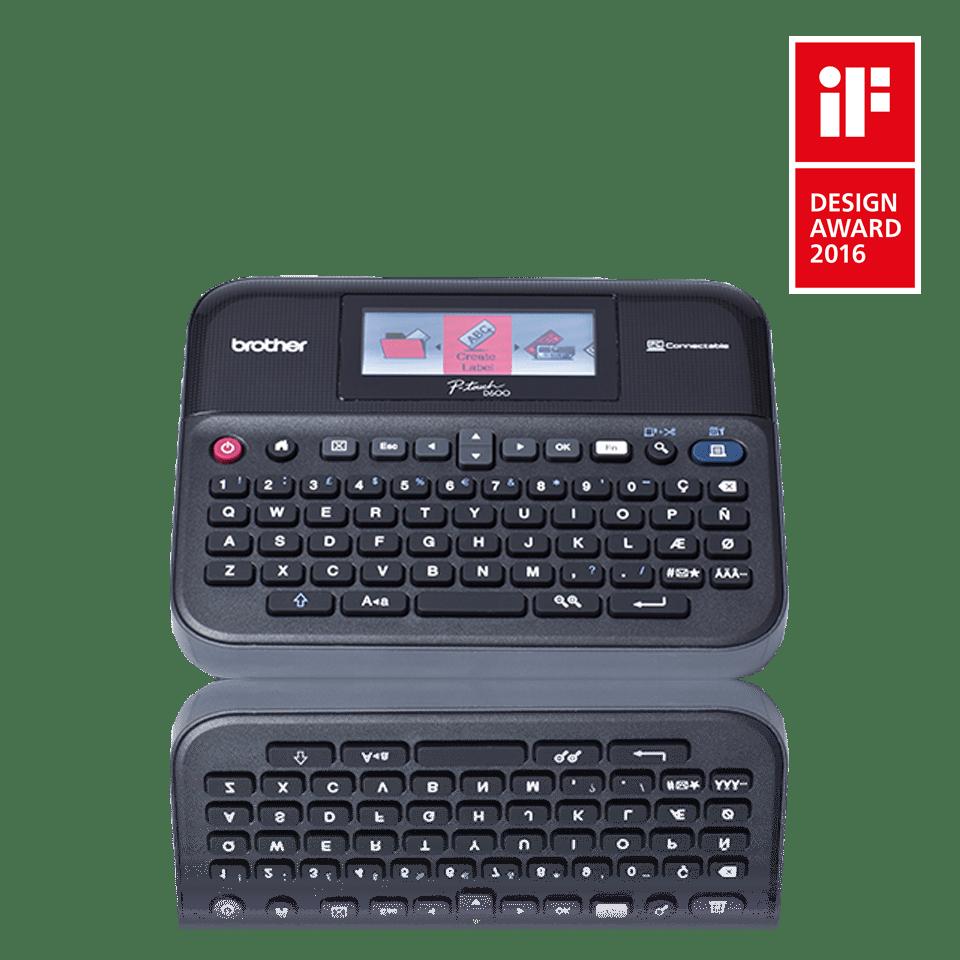 PT-D600VP on saanut IfDesign palkinnon