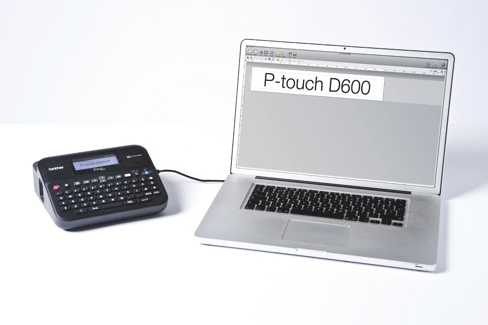 PT-D600VP - Tarratulostin 5