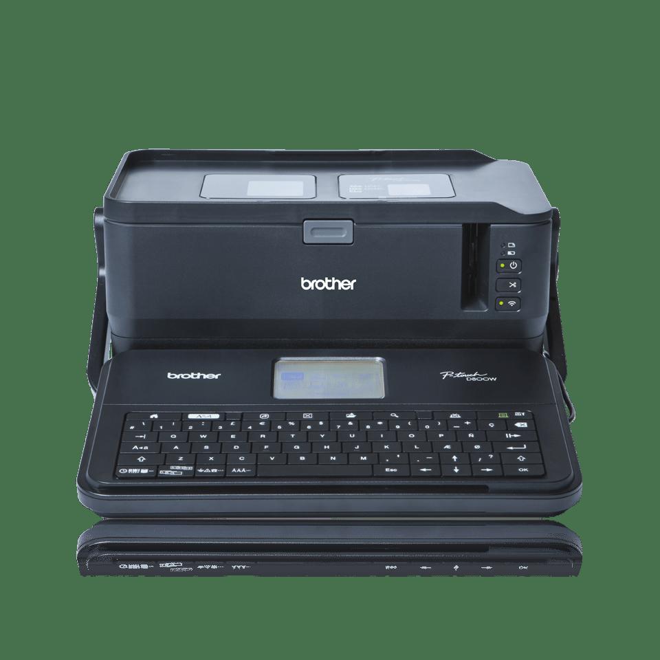 PT-D800W - Langaton tarratulostin 5