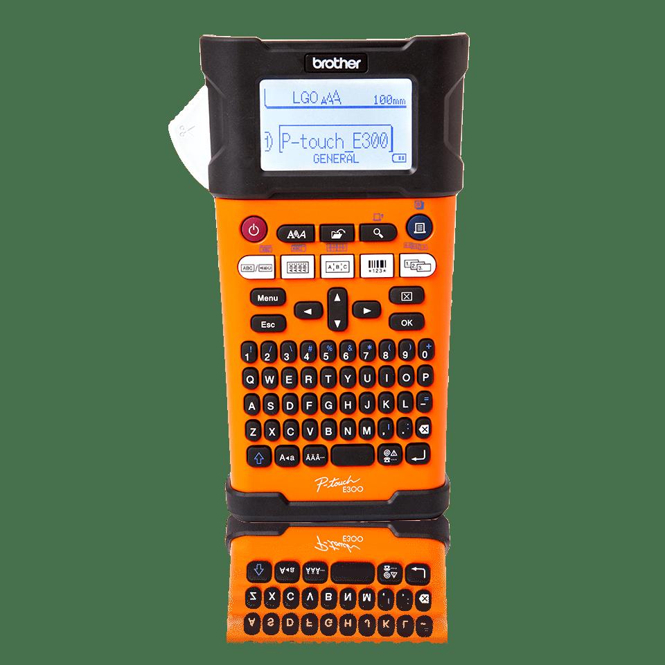 Brother P-touch PT-E300VP-tarratulostin teollisuuskäyttöön