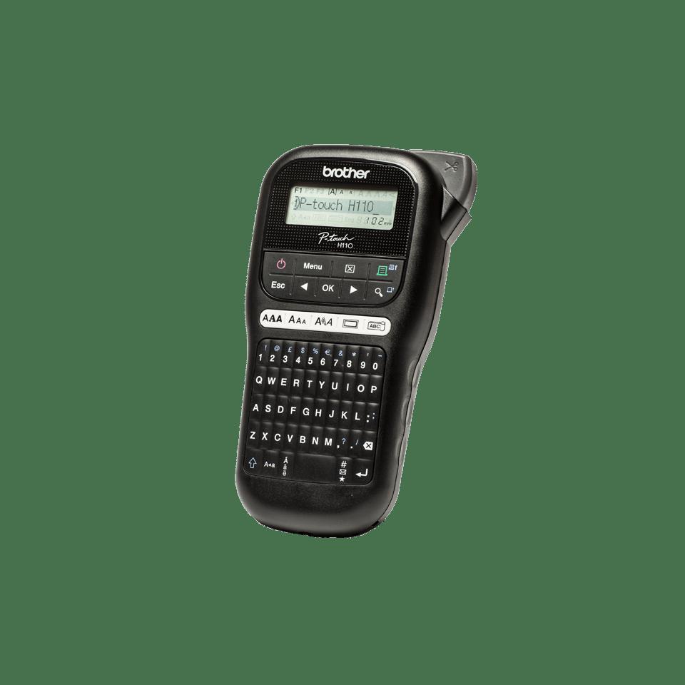 PT-H110 - Kannettava tarratulostin