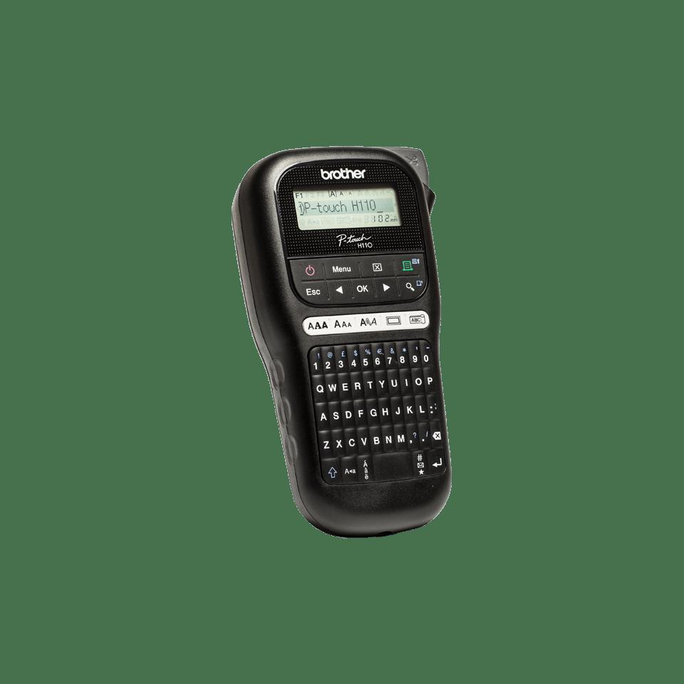 PT-H110 - Kannettava tarratulostin 2