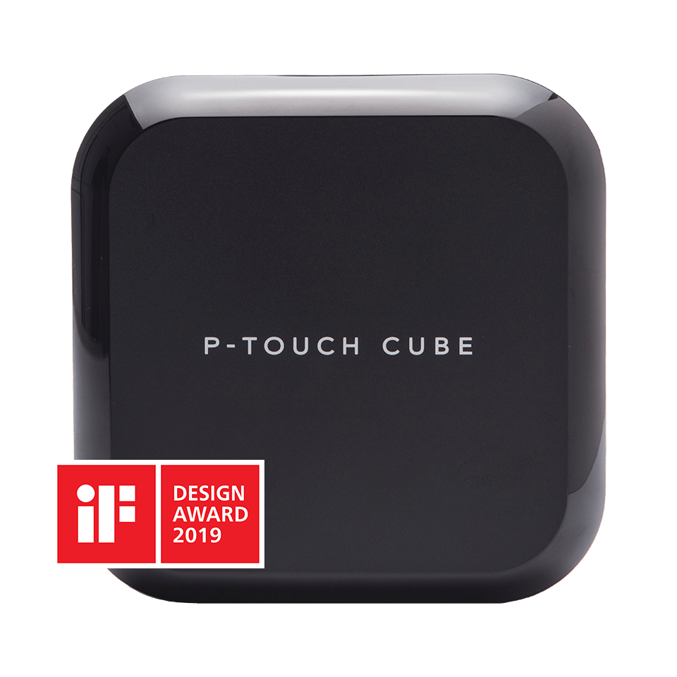 PT-P710BT P-touch CUBE Plus 3