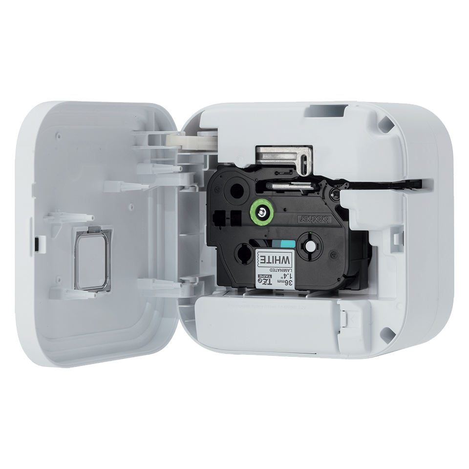 P-touch CUBE Pro (PT-P910BT) -tarratulostin ladattavalla akulla ja Bluetoothilla 11
