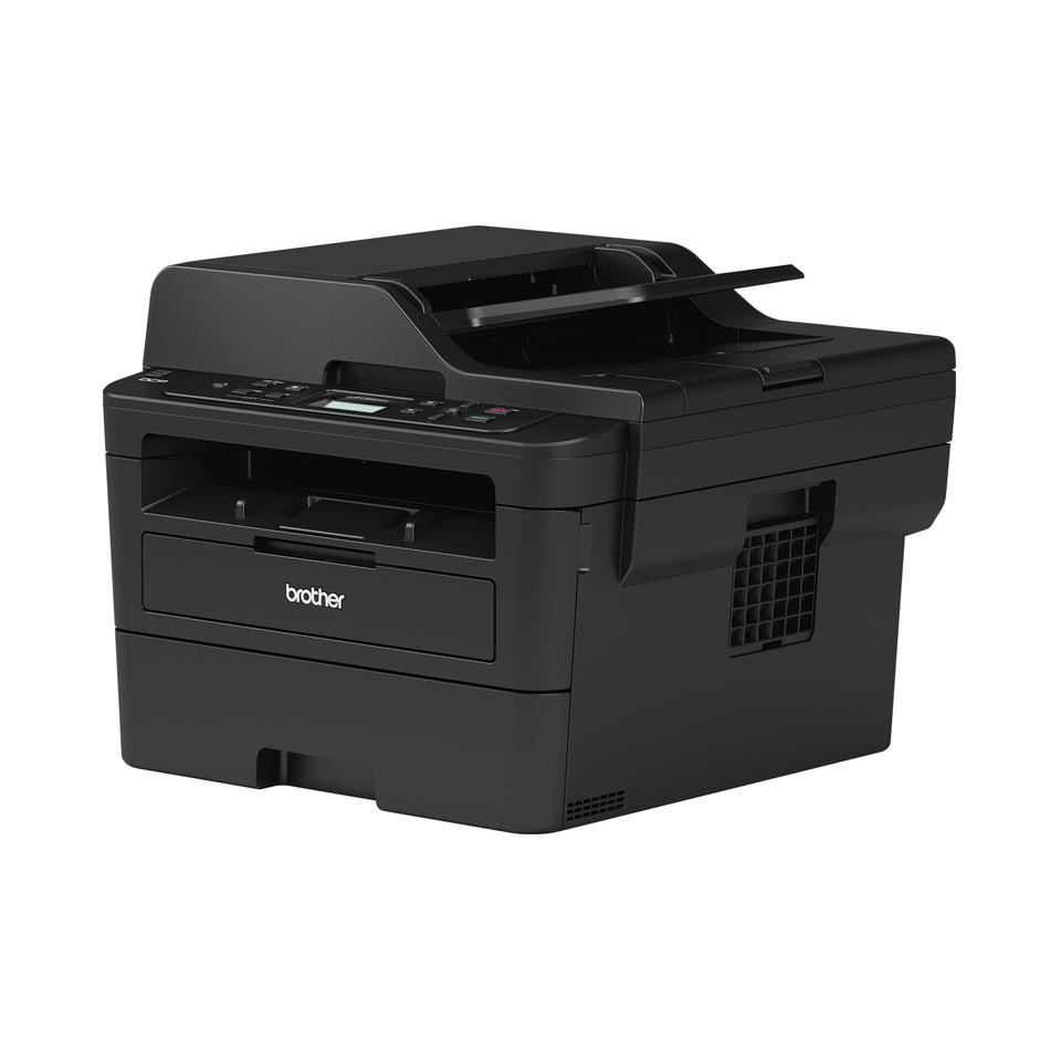 Brotherin kompakti DCP-L2550DN lasermonitoimilaite kiinteällä verkkoyhteydellä