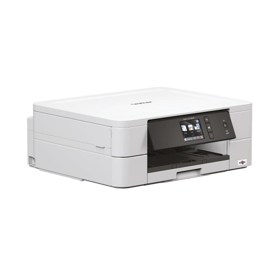 DCP-J774DW - langaton A4-mustesuihkutulostin 2