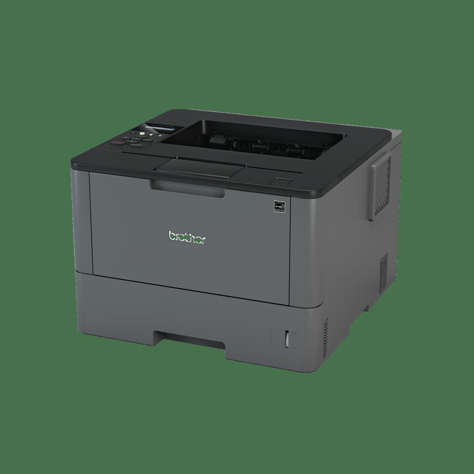 HL-L5100DN - mustavalkolasertulostin kiinteällä verkkoyhteydellä