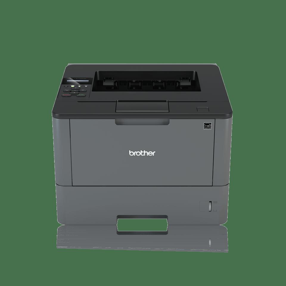 HL-L5100DN - mustavalkolasertulostin kiinteällä verkkoyhteydellä 2