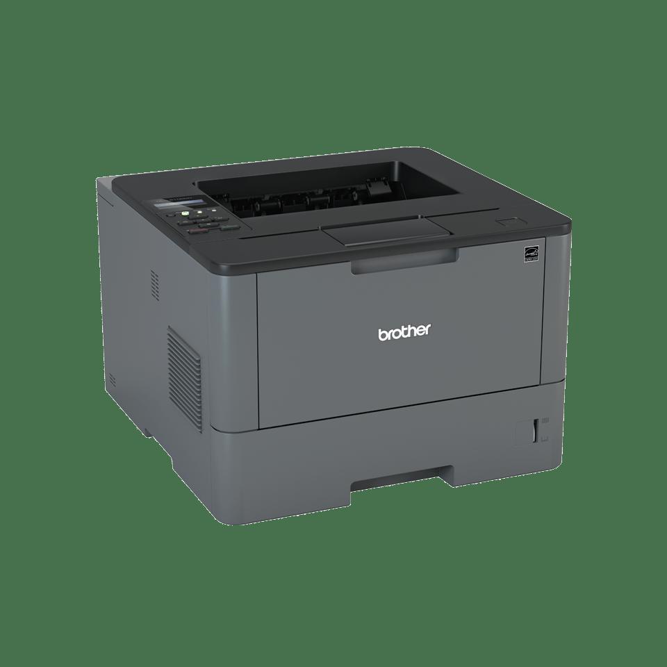 HL-L5100DN - mustavalkolasertulostin kiinteällä verkkoyhteydellä 3