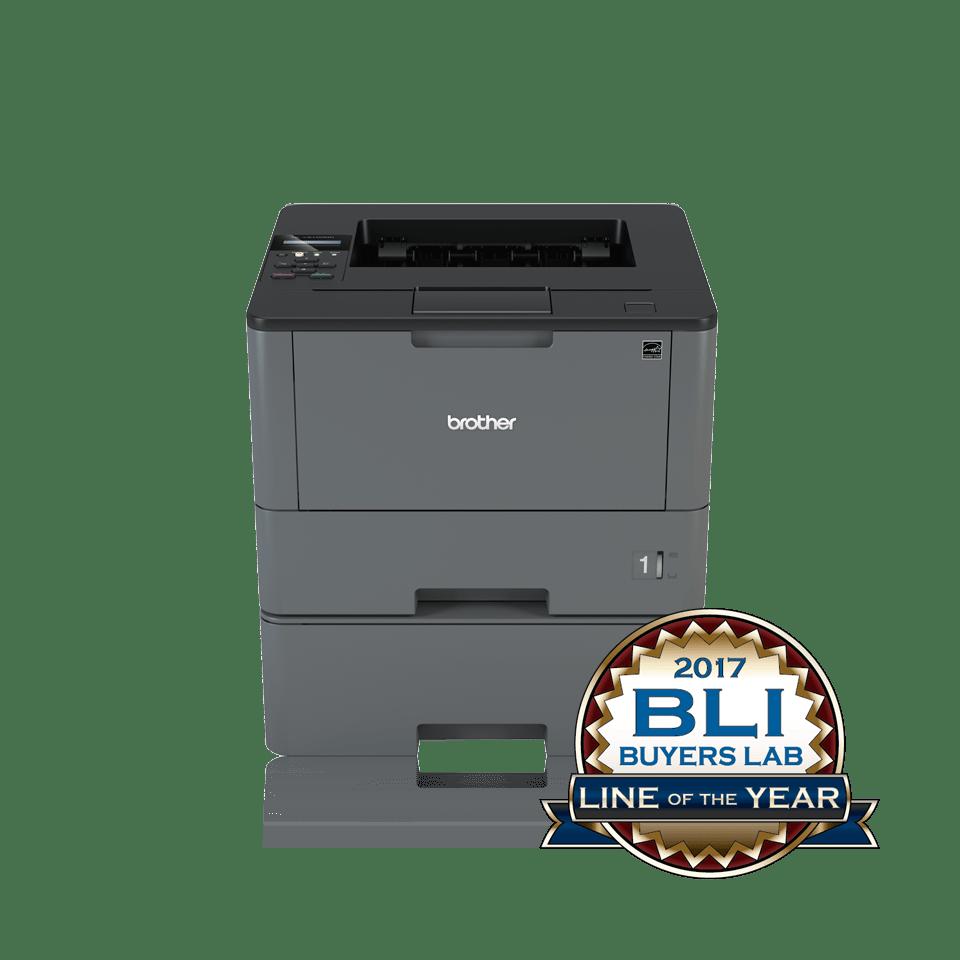 HL-L5100DNT - mustavalkolasertulostin suurella paperikapasiteetilla