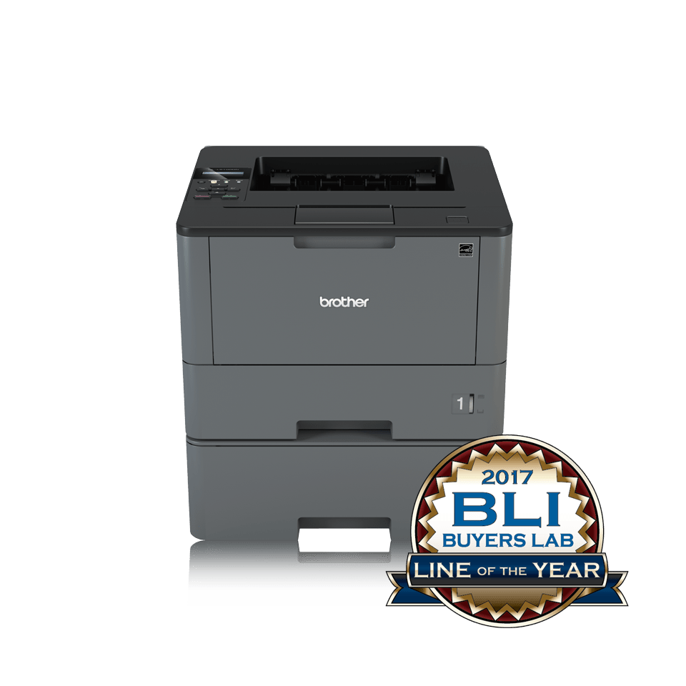 Brother HL-L5100DNT-lasertulostin 2