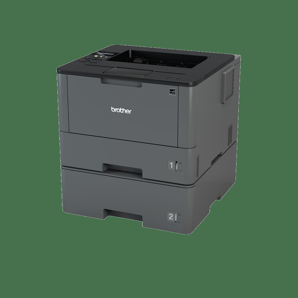 HL-L5200DWT - langaton mustavalkolasertulostin lisäpaperikasetilla
