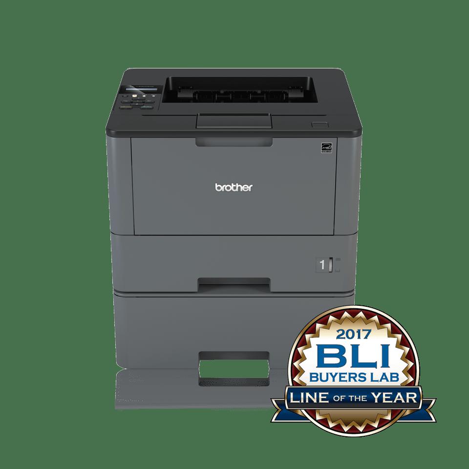 Brotherin langaton HL-L5200DWT-lasertulostin lisäpaperikasetilla 2