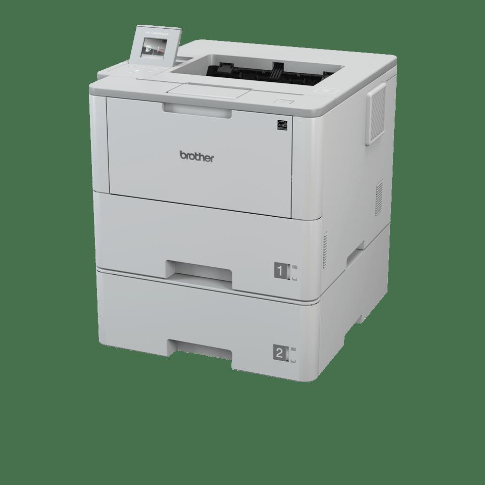 HL-L6400DWT - mustavalkolasertulostin lisäpaperikasetilla 2