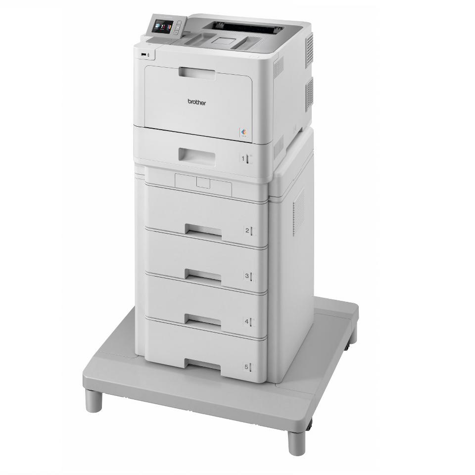 HL-L9310CDWMT - värilasertulostin paperitornilla ja liitäntäyksiköllä