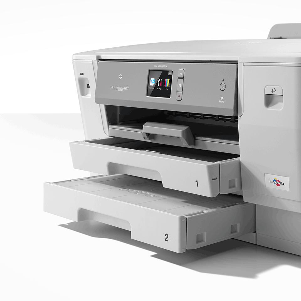 HL-J6000DW - langaton A3-värimustesuihkutulostin 6