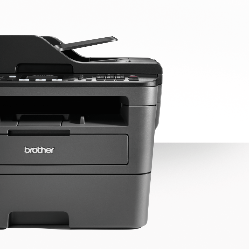 Brotherin kompakti MFC-L2710DW lasermonitoimilaite faksilla 4
