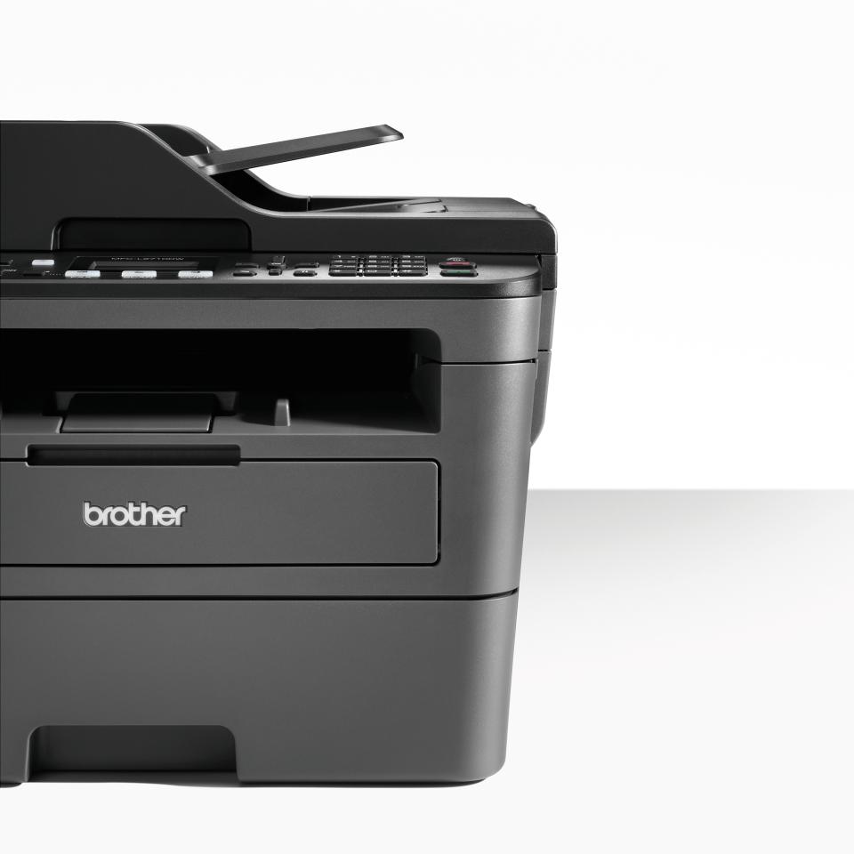 Brotherin kompakti MFC-L2710DW lasermonitoimilaite faksilla 3