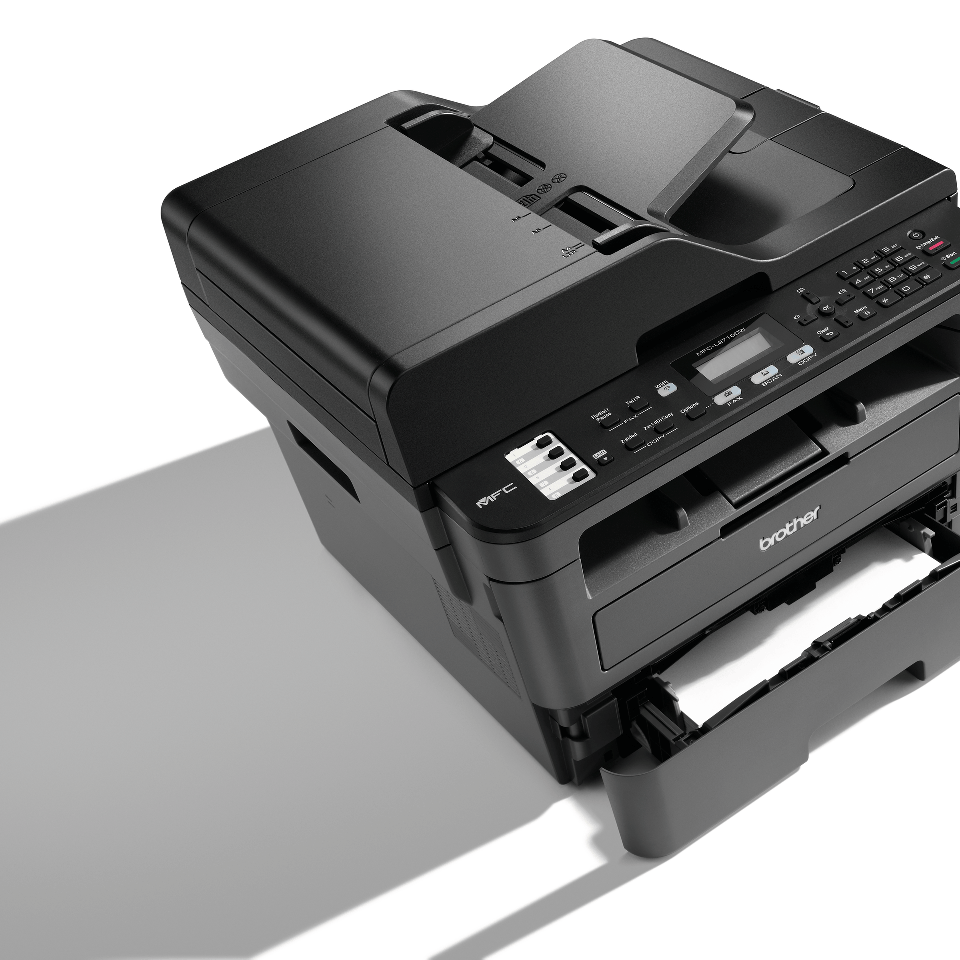 Brotherin kompakti MFC-L2710DW lasermonitoimilaite faksilla 6