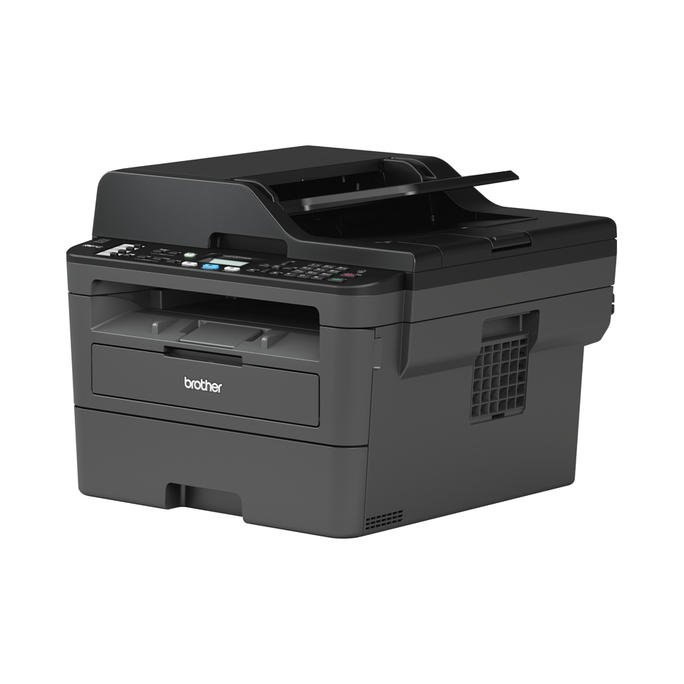 Brotherin kompakti MFC-L2710DW lasermonitoimilaite faksilla
