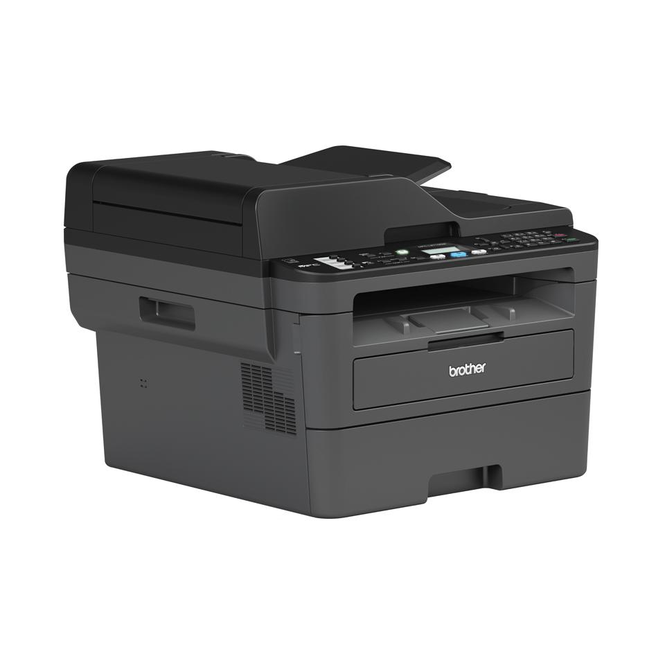 Brotherin kompakti MFC-L2710DW lasermonitoimilaite faksilla 2