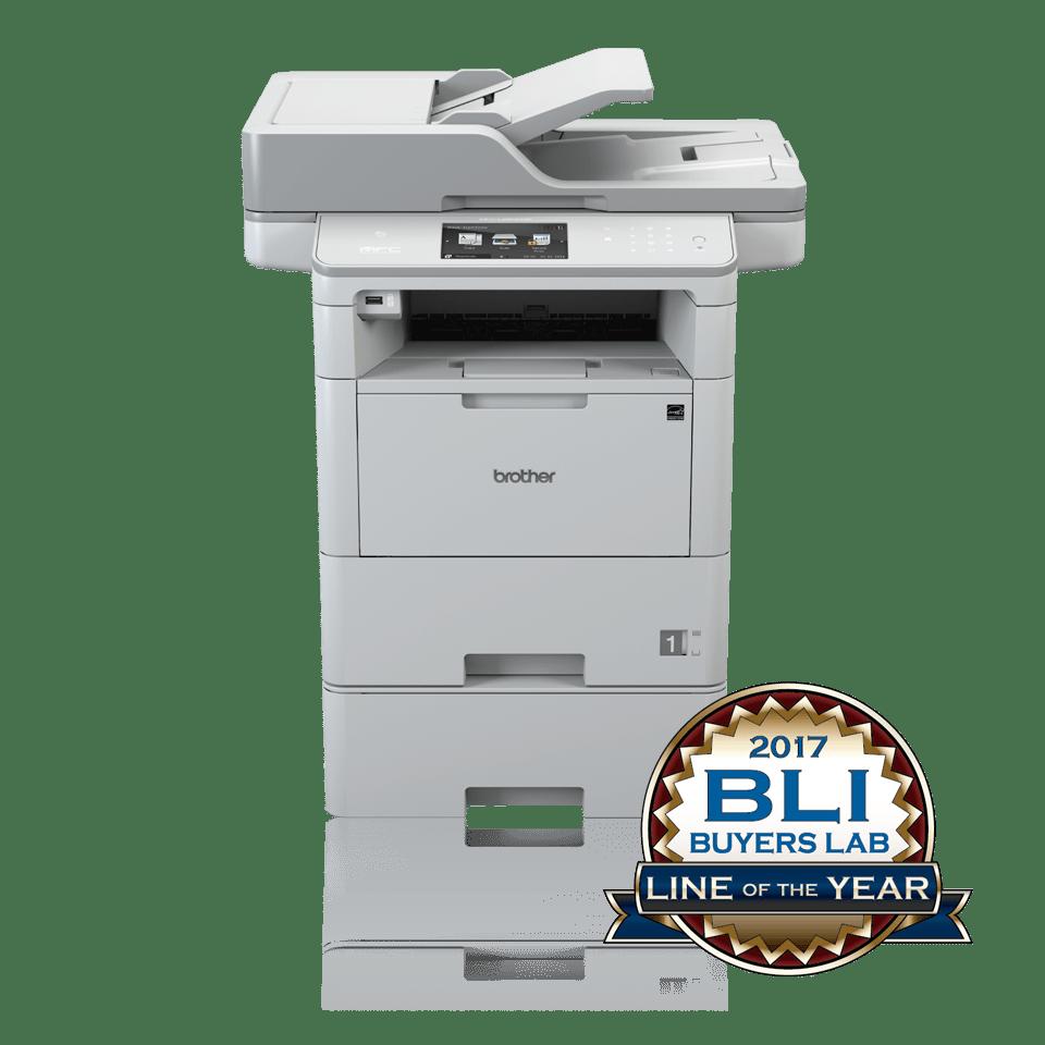 Brother MFC-L6800DWT-lasermonitoimilaite suurella paperikapasiteetilla