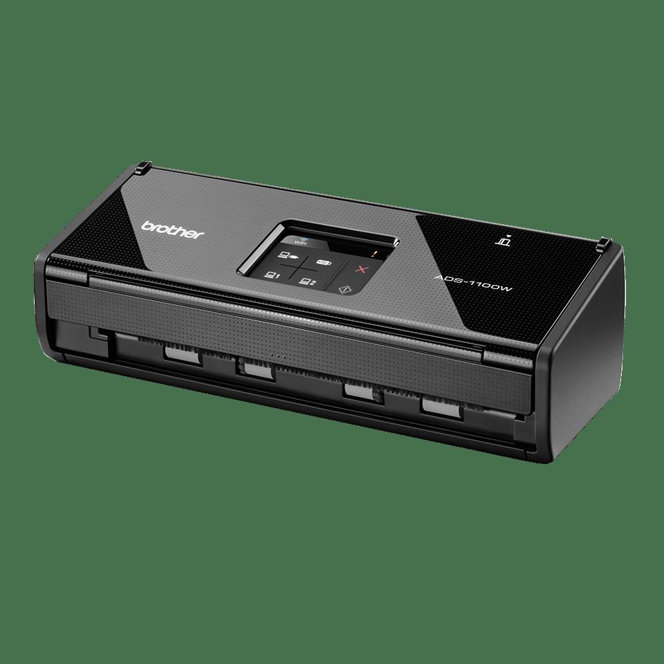 Langaton ADS1100W-asiakirjaskanneri
