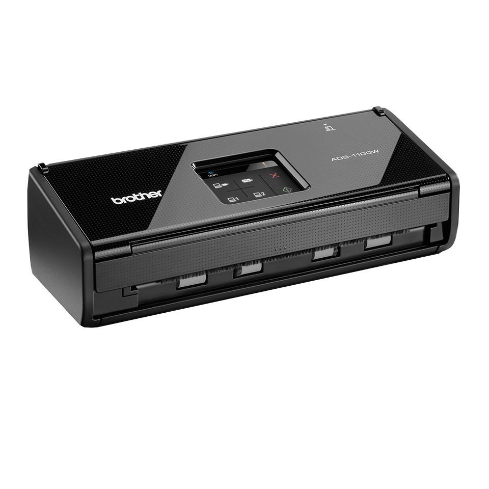Langaton ADS1100W-asiakirjaskanneri 3